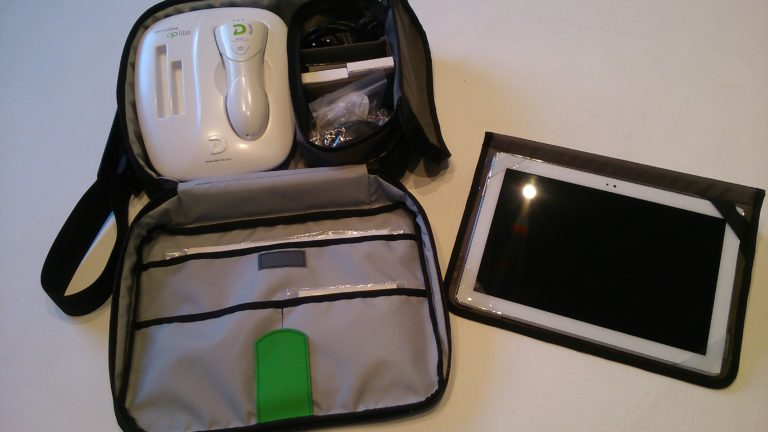 DPLITE 2 Skin Analyzer Carrying Bag
