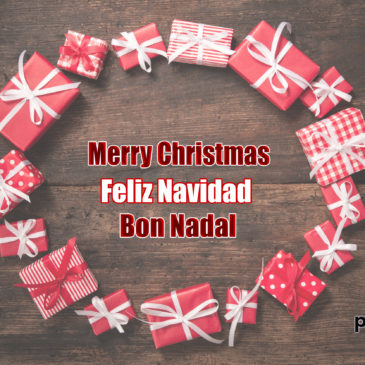Vacaciones de Navidad en ProlineBarcelona